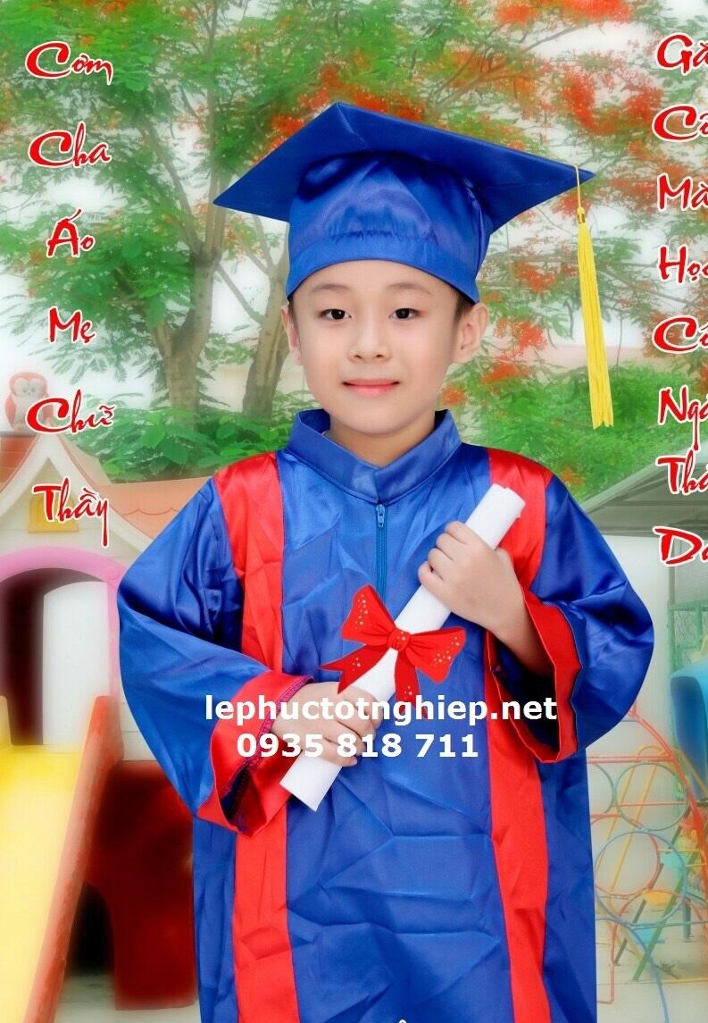 Lễ Phục tốt nghiệp Mẫu Giaó Gía Sỉ