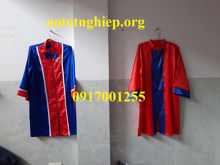 Bán áo cử nhân cấp 1