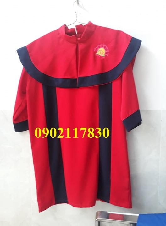 Bán áo Cử Nhân Mẫu giáo Bình Tân