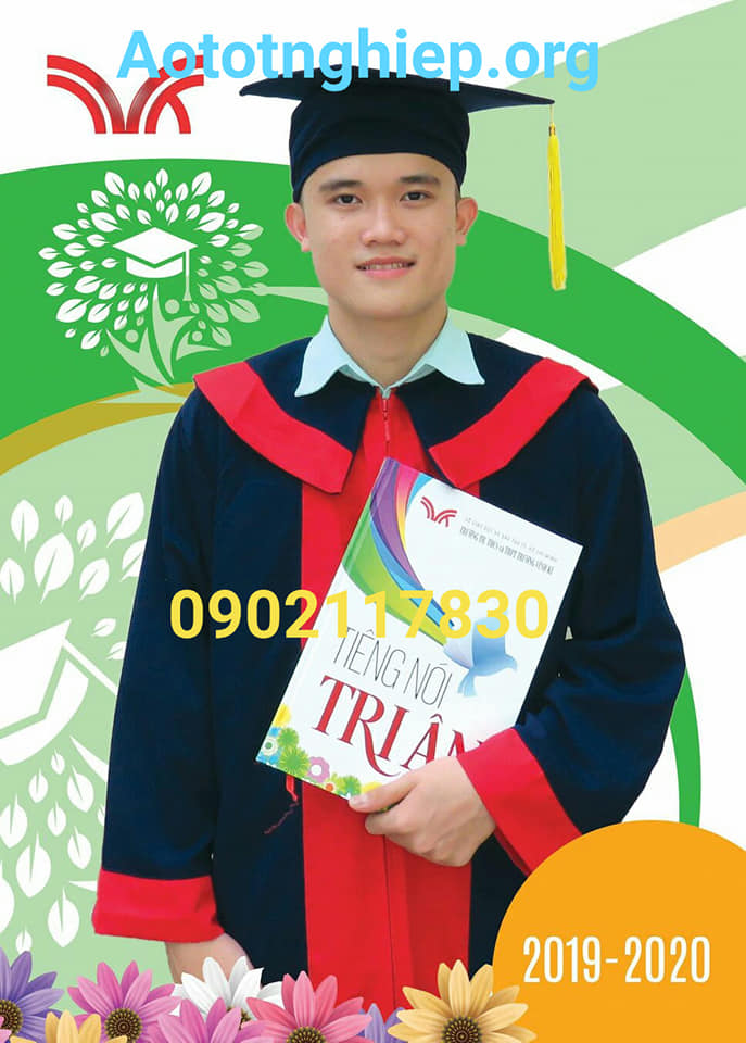 Lễ phục tốt nghiệp tiểu học giá rẻ HCM