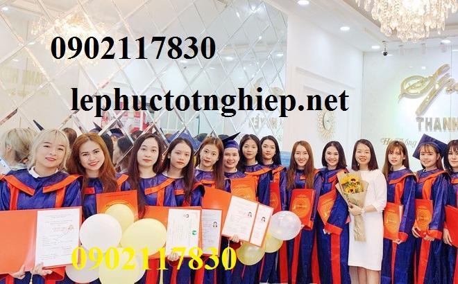 hcm _cho thuê áo tốt nghiệp spa giá rẻ nhất