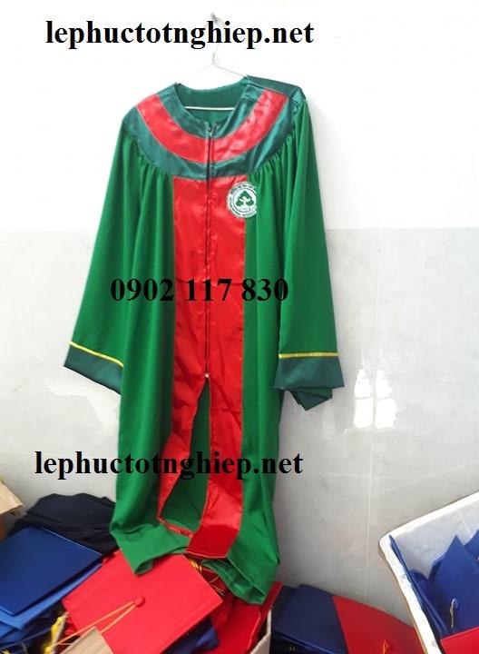 May Áo Tốt Nghiệp tiểu học Tân Phú