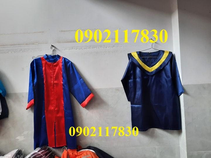 Thuê áo tốt nghiệp tiểu học tại Bình Thạnh